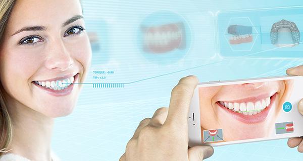 Удаленный контроль ортодонтического лечения